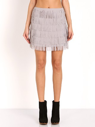 Complete the look: Show Me Your Mumu Moss Mini Cha Cha Fringe Silver