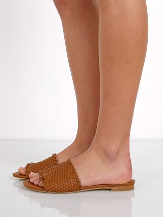 Joie Fadey Leather Sandal Cuoio