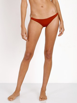 Complete the look: Vitamin A Super Nova Bikini Bottom Copper