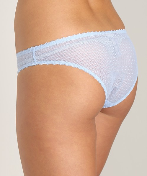 Stella McCartney Giselle Charming Bikini Cloud Blue