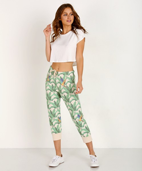 All Things Fabulous Birds of Paradise Pant Blush
