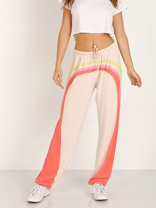 All Things Fabulous Give Ups Rainbow Pant Blush