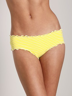 CA by Vitamin A Sunkissed Rio Ruffle Hot Pant