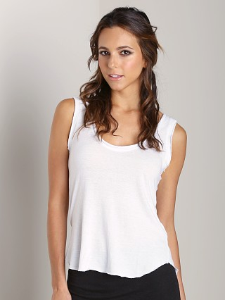 Nation LTD Beaumont Tank White