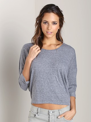 Complete the look: Nation LTD Oceanside Pullover Heather Grey