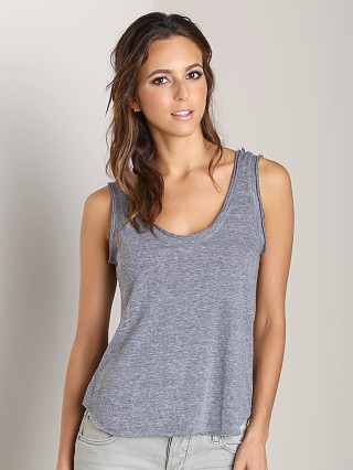 Nation LTD Beaumont Tank Heather Grey