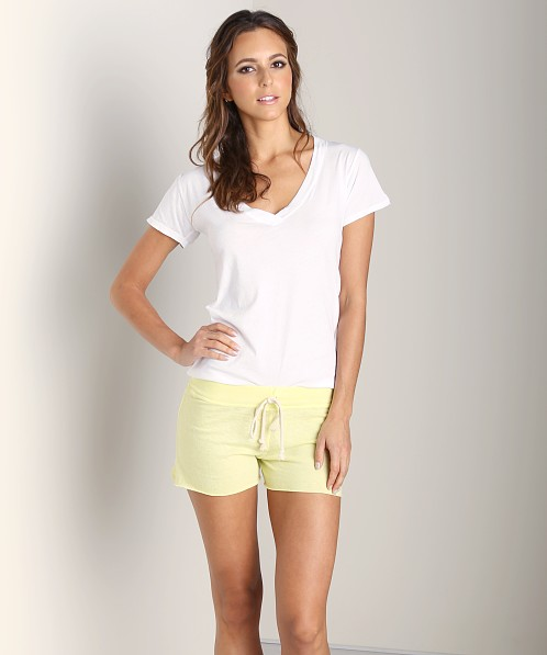 Nation LTD San Pedro Shorts Lemongrass
