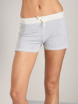 Nation LTD Yuma Shorts Heather Grey