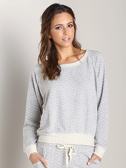 Nation LTD Pomona Sweatshirt Heather Grey