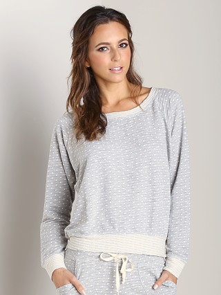 Complete the look: Nation LTD Pomona Sweatshirt Heather Grey