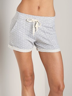 Nation LTD St. Paul Shorts Heather Grey