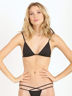 Minimale Animale The Lucid String Top Dark Sea