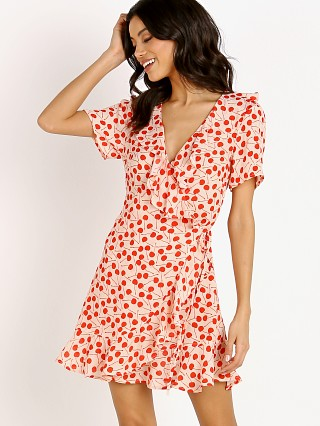 Beach Riot Summer Dress Cherry
