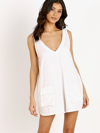 Complete the look: Kopper & Zink Tammy Playsuit Vanilla
