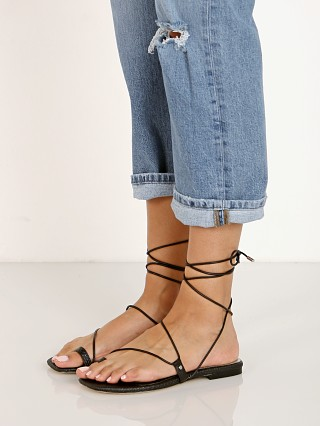 Dolce Vita Dash Sandal Black Leather