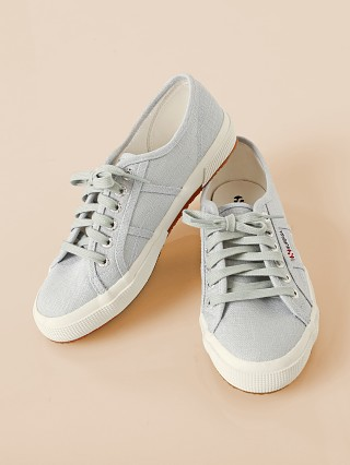 Superga 2750 Linen Sneaker Chambray
