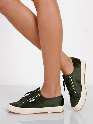 Superga 2750 Satin Military