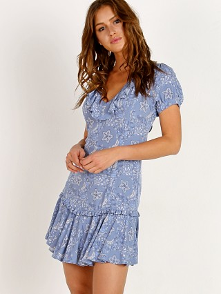 Spell & The Gypsy Celestial Play Dress Chambray