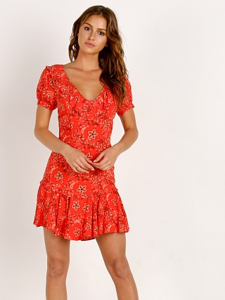 Spell & The Gypsy Celestial Play Dress Red