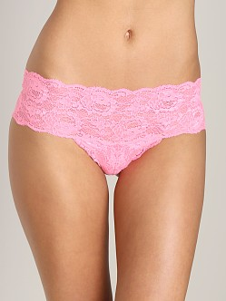 Cosabella Never Say Never Hotpants Neon Rose