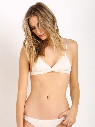 You may also like: Indah Reversible Traingle Bikini Top Cream