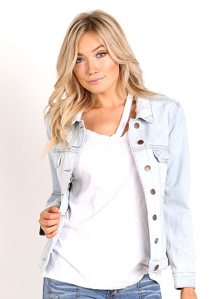 One Teaspoon Sea Salt Rock N Roller Denim Jacket