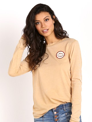 Mate the Label Kyle Long Sleeve Adios Pantalones Ochre