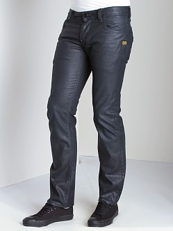 G-Star Attacc Low Straight Jeans Grime Denim