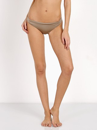 Complete the look: Eberjey Beach Glow Annia Bikini Bottom Tobacco