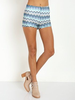 Show Me Your Mumu Ziggy Shorts Harbor Waves