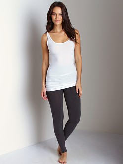 SPANX Look-At-Me Cotton Leggings Grey