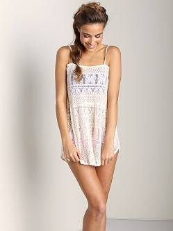 Zinke Sienna Lace Cover Up Ivory