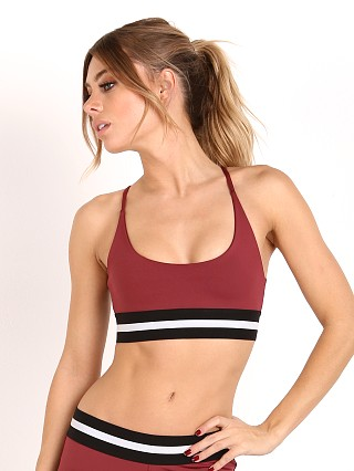 Olympia Activewear Dion Sports Bra Ruby