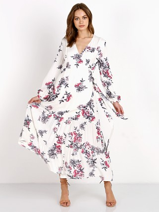 Somedays Lovin Mary May Midi Wrap Dress