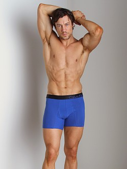 Calvin Klein Bold Cotton Boxer Brief Blue Bird