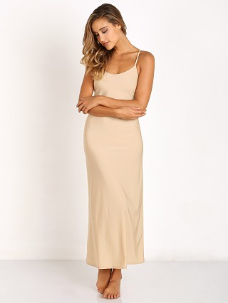 Only Hearts Second Skin Long Slip Nude