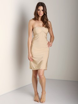 Only Hearts Second Skin Strapless Nude