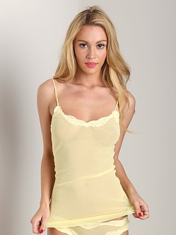 Only Hearts Tulle Cami Yellow