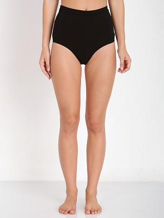Only Hearts So Fine Triangle High Waisted Bikini Black