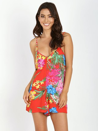 Show Me Your Mumu Rascal Romper Tropical Tango
