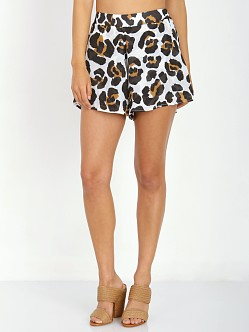 Show Me Your Mumu Carlos Swing Shorts Queen Cheetah
