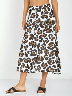 Show Me Your Mumu Tea Party Midi Queen Cheetah
