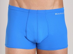 Naked Microfiber Trunk Royal Blue