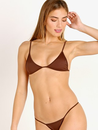 Complete the look: Kaohs Kelly Bikini Top Brown