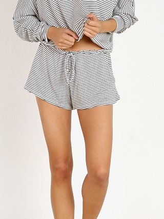Eberjey The Drawstring Short Sadie Stripes