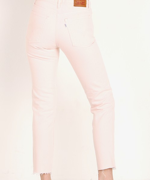 Levi's Wedgie Icon Fit Jean Creole Pink