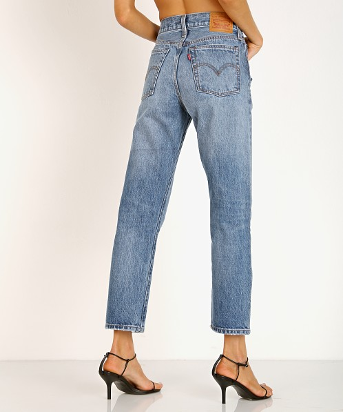 Levi's Wedgie Straight Leg Jean Before Dawn