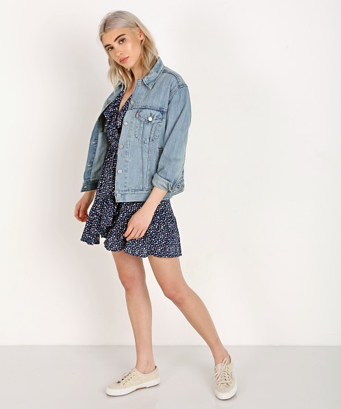Levi's Ex-Boyfriend Trucker Jacket Dream Of Life