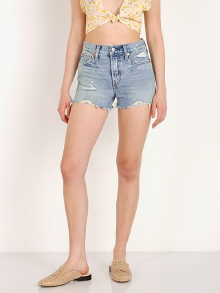 Complete the look: Levi's Wedgie Short Out of the Blue