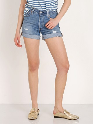 Levi's 501 Long Short Highways & Byways